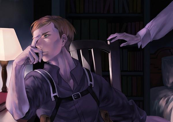 Tags: Anime, Symbols, Attack on Titan, Erwin Smith, Pixiv