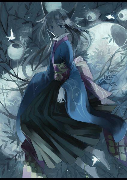 Tags: Anime, Eryngii Yoko, Pixiv, Original