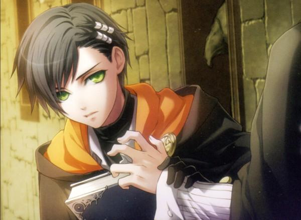 Tags: Anime, Usuba Kagerou, IDEA FACTORY, Wand of Fortune, Est Rinaudo