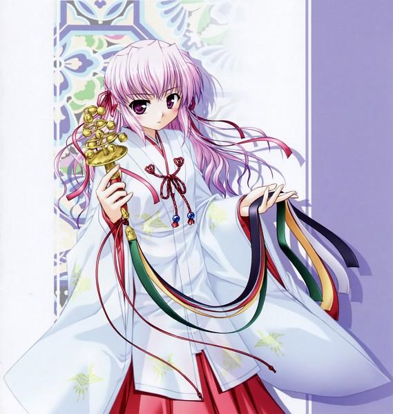 Tags: Anime, Bekkankou, Yoake Mae yori Ruriiro na, Estel Freesia, Kagura Suzu