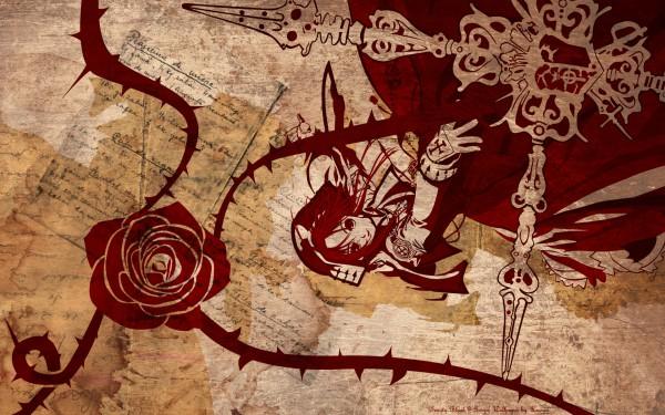 Tags: Anime, Trinity Blood, Esther Blanchett, Wallpaper