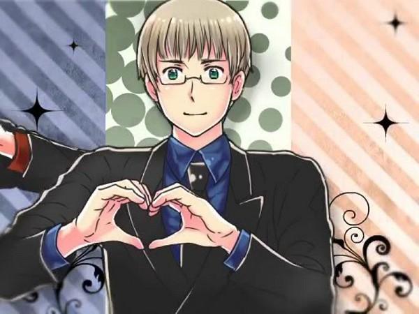 Tags: Anime, Himaruya Hidekaz, Axis Powers: Hetalia, Estonia, Amore Mio!