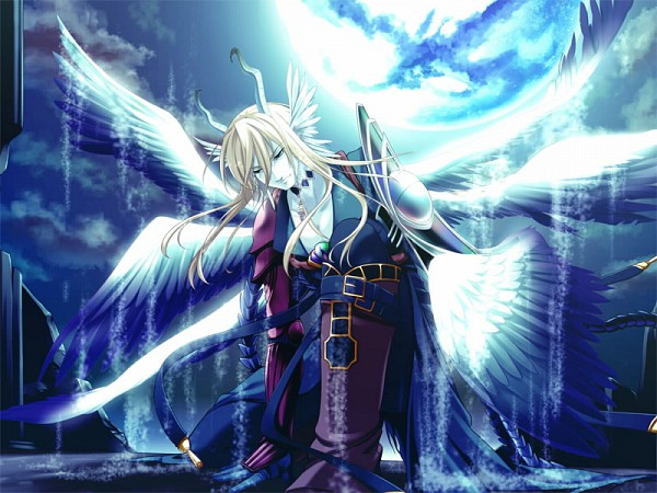 Tags: Anime, Eternal Fantasy, CG Art