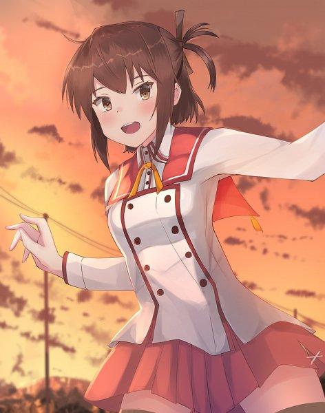 Tags: Anime, Pixiv Id 17166081, Toji no Miko, Etou Kanami