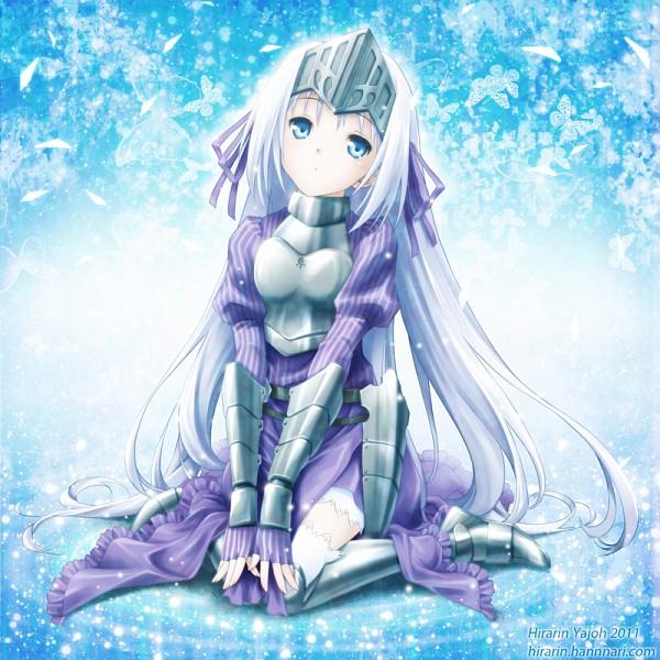 Tags: Anime, Yajou Hirarin, Kore wa Zombie Desuka, Eucliwood Hellscythe