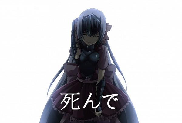 Tags: Anime, Ogipote, Kore wa Zombie Desuka, Eucliwood Hellscythe, Fanart