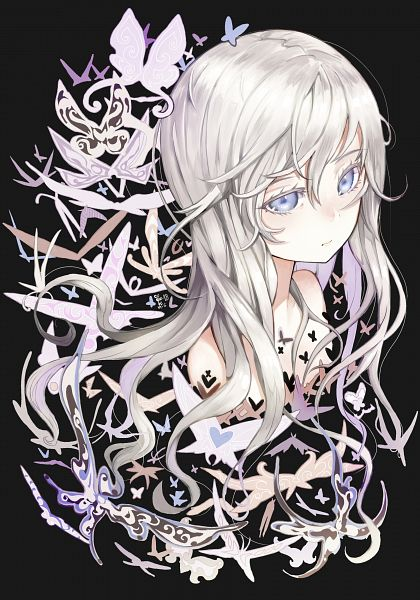 Tags: Anime, Eudetenis, Pixiv, Original