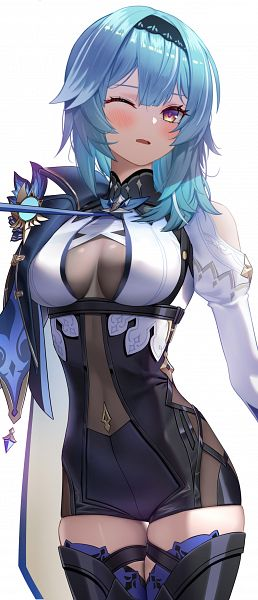 Tags: Anime, Pixiv Id 6831531, Genshin Impact, Eula