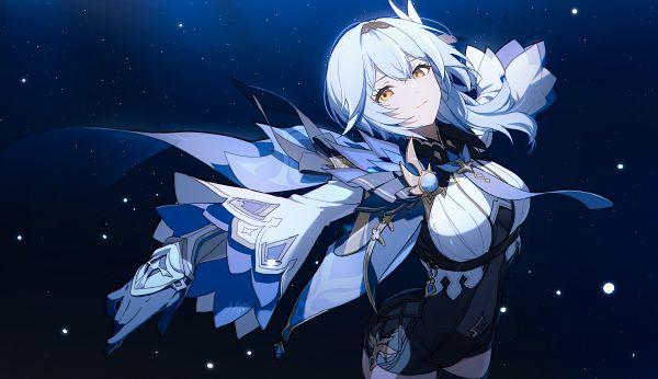 Tags: Anime, Slyvia (Pixiv17783380), Genshin Impact, Eula
