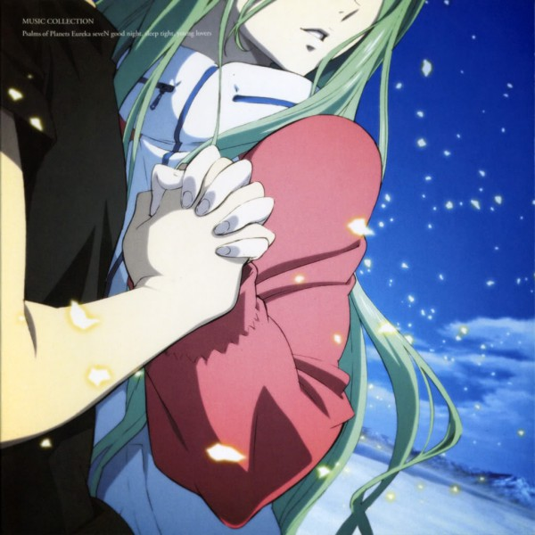 Tags: Anime, Kondou Kazuma, Eureka Seven, Eureka, Renton Thurston, CD (Source), Scan