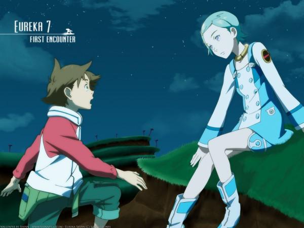 Tags: Anime, Eureka Seven, Eureka, Renton Thurston, Wallpaper