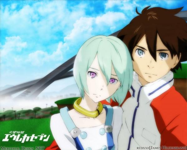 Tags: Anime, Eureka Seven, Renton Thurston, Eureka