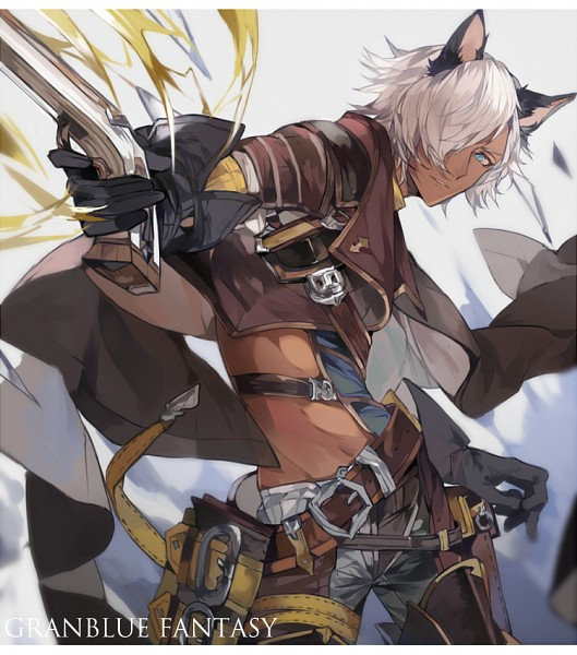 Tags: Anime, Mokokon, Granblue Fantasy, Eustace (Granblue Fantasy), Fanart, Fanart From Pixiv, PNG Conversion, Pixiv