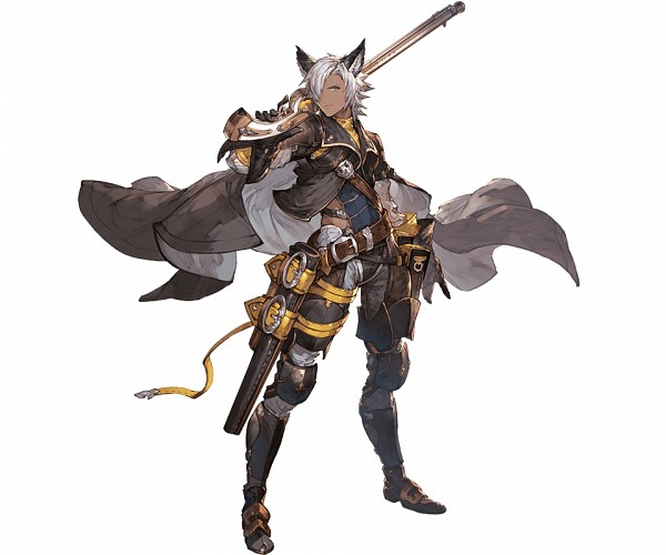 Tags: Anime, Minaba Hideo, Cygames, Granblue Fantasy, Eustace (Granblue Fantasy), Cover Image, PNG Conversion, Official Art