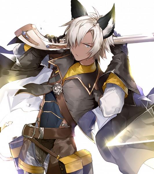 Tags: Anime, Nari Otoko, Granblue Fantasy, Eustace (Granblue Fantasy), Fanart From Pixiv, Pixiv, Fanart