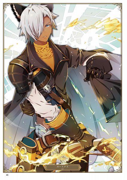 Tags: Anime, Granblue Fantasy Illust Collection, Granblue Fantasy, Eustace (Granblue Fantasy), Artist Request