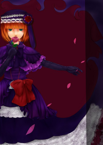 Tags: Anime, 07th Expansion, Umineko no Naku Koro ni, Eva-Beatrice