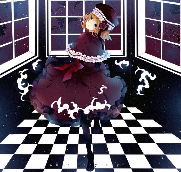 Tags: Anime, Pixiv Id 1589906, 07th Expansion, Umineko no Naku Koro ni, Eva-Beatrice, Fanart, Pixiv