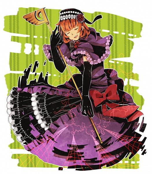 Tags: Anime, Azya, 07th Expansion, Umineko no Naku Koro ni, Eva-Beatrice, Pixiv