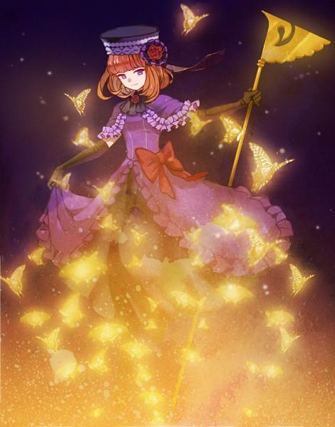 Tags: Anime, Popompon, 07th Expansion, Umineko no Naku Koro ni, Eva-Beatrice, Pixiv, Fanart