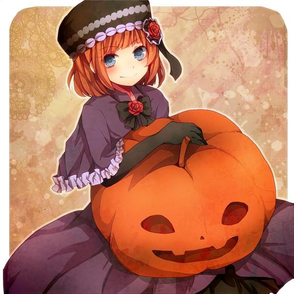 Tags: Anime, Nigoru, 07th Expansion, Umineko no Naku Koro ni, Eva-Beatrice, Pixiv, Fanart