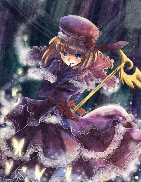 Tags: Anime, Urara (Himitsu Kamitu), 07th Expansion, Umineko no Naku Koro ni, Eva-Beatrice, Pixiv, Fanart