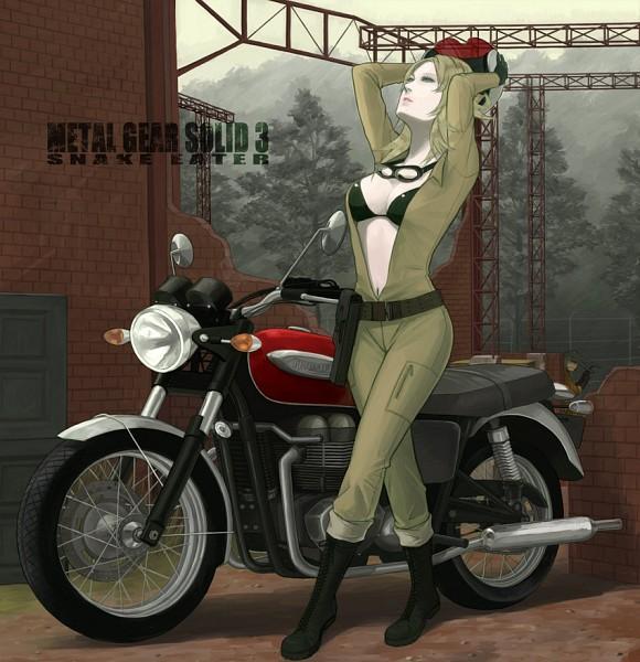 Eva (Metal Gear Solid) - Metal Gear Solid