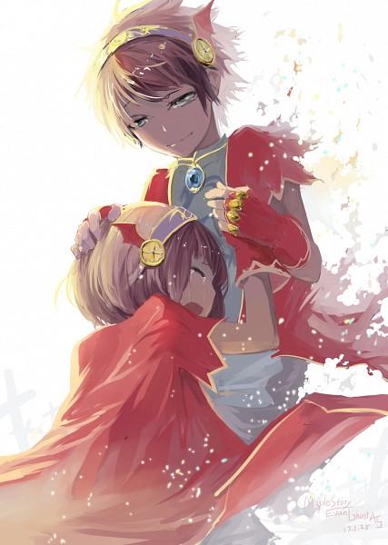 Tags: Anime, Pixiv Id 2789480, MapleStory, Evan (MapleStory), Mobile Wallpaper, Pixiv, Fanart, Fanart From Pixiv