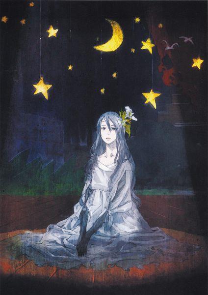Tags: Anime, toi8, No.6, No.6 Toi8 Design & ArtWorks, Eve (Nezumi), Nezumi (No.6), Scan, Mobile Wallpaper, Sketch