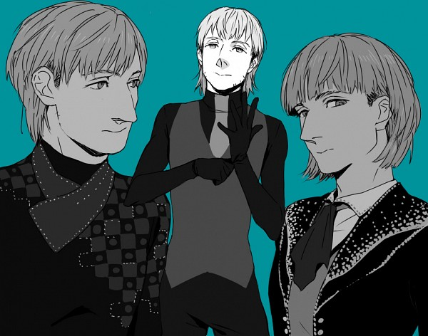 Tags: Anime, Evgeni Plushenko, Pixiv, Fanart