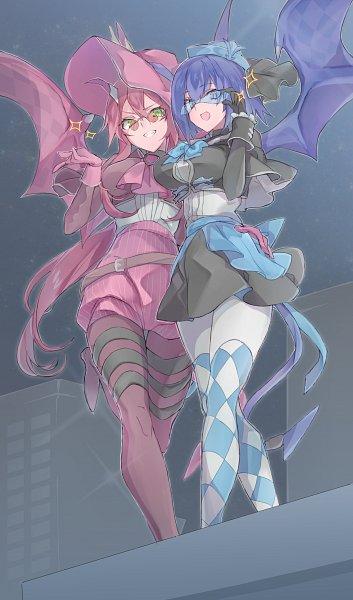 Evil☆Twins Kisikil-lilla - Yu-Gi-Oh!