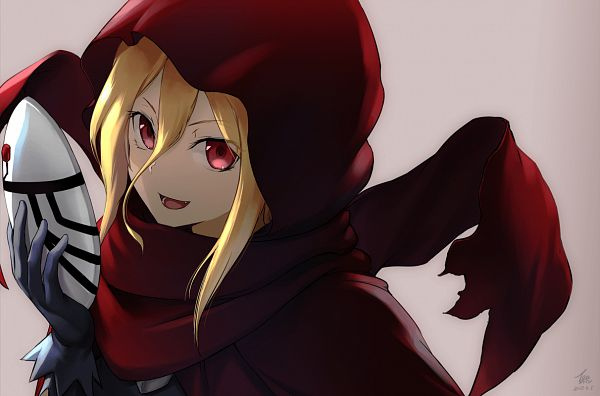 Tags: Anime, Tea (Nakenashi Wisdom), Overlord, Evileye (Overlord), Fanart, Fanart From Pixiv, Pixiv