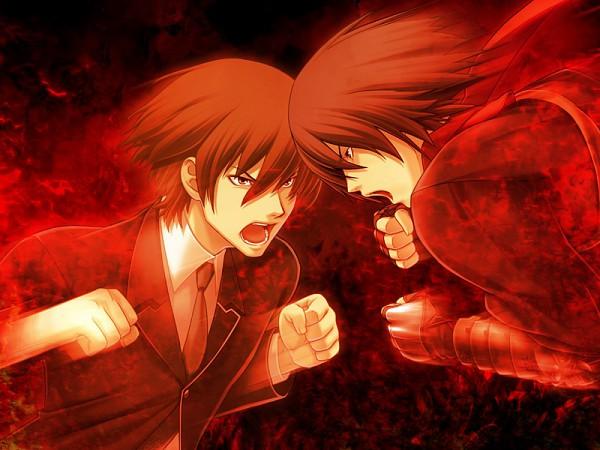 Tags: Anime, Chuuou Higashiguchi, Propeller, Evolimit, Kantarou Fuuma, Yoshikazu Shiranui, CG Art