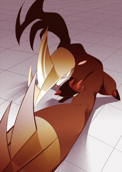 Excadrill Pok 233 Mon Zerochan Anime Image Board
