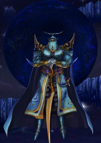 Tags: Anime, Pixiv Id 77612, Final Fantasy V, Exdeath, Pixiv