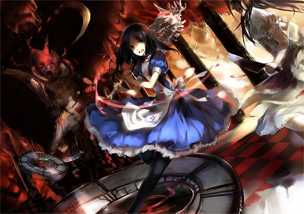 Executioner - American McGee's Alice: Madness Returns