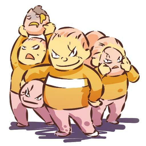Exeggcute - Pokémon