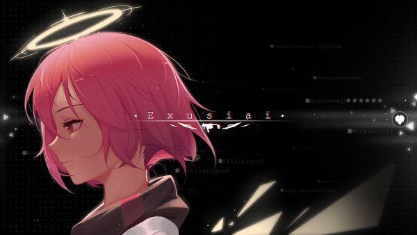 Tags: Anime, Pixiv Id 8398186, Arknights, Exusiai