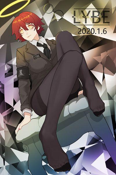 Tags: Anime, Pixiv Id 17189920, Arknights, Exusiai