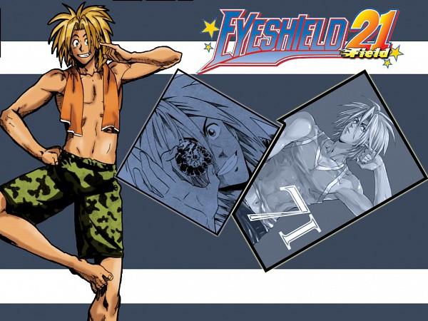 Tags: Anime, Eyeshield 21, Kengo Mizumachi