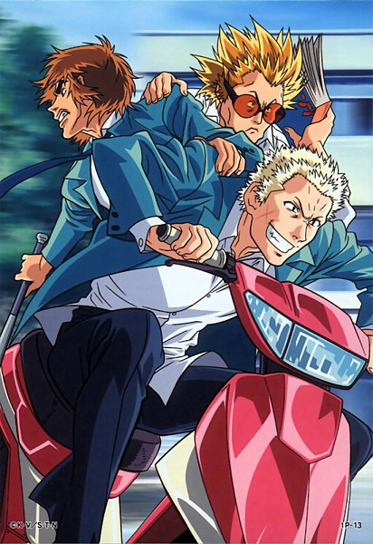 Tags: Anime, Eyeshield 21, Kazuki Jumonji, Koji Kuroki, Shozo Togano