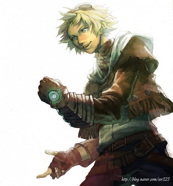 Tags: Anime, Fajyobore, League of Legends, Ezreal, Pixiv, Fanart, Fanart From Pixiv