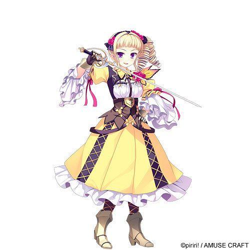 Ezuru Misao - Kimi to Boku to no Kishi no Hibi -Rakuen no Chevalier-