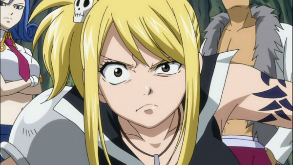 Tags: Anime, FAIRY TAIL, Lucy Ashley, Juvia Loxar, Lucy Heartfilia, O O, Screenshot