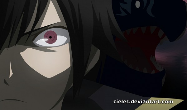 Tags: Anime, FAIRY TAIL, Zeref Dragneel, Acnologia, deviantART