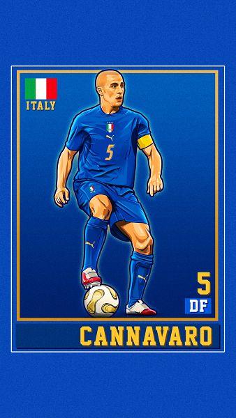 Fabio Cannavaro - Soccer Players