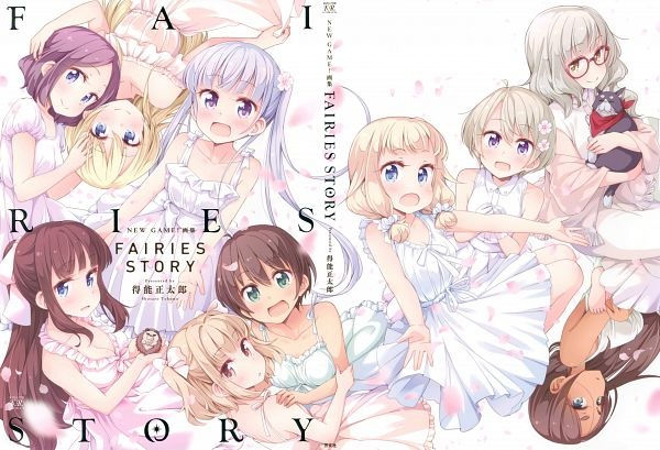 Fairies Story - NEW GAME!