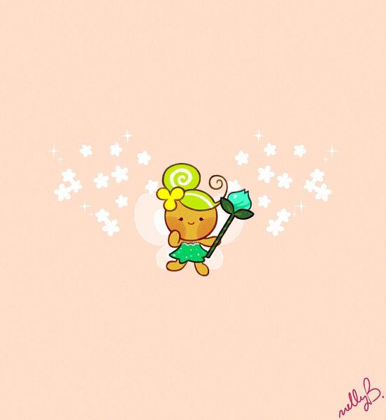 Fairy Cookie - Cookie Run