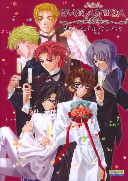Tags: Anime, Mimizuku Auru, Fanatica, Gin no Eclipse, Rodney Warren Graham, Souha, Calme Gazmahob, Liwen, Arshile, Cartis