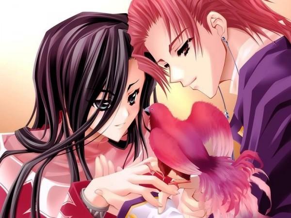 Tags: Anime, Mimizuku Auru, Fanatica, Souha, Liwen, CG Art